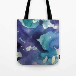 I dream in watercolor B Tote Bag