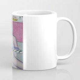 beauty fixing a meal Coffee Mug