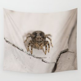 Stalking prey Wall Tapestry