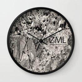 Pariah Wall Clock