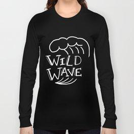 Wild Wave Long Sleeve T-shirt