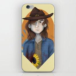 Carl Grimes - Honor iPhone Skin
