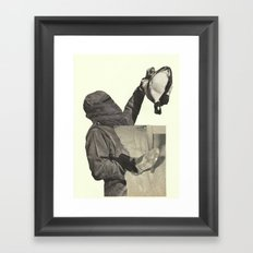 The Royal Sceptre Framed Art Print