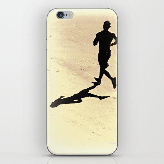 Running Man iPhone Skin