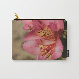 Pink close-up Carry-All Pouch