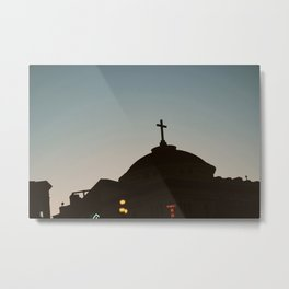 Bap Church Metal Print
