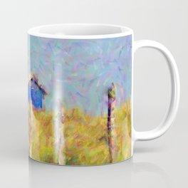 House by the sea Coffee Mug