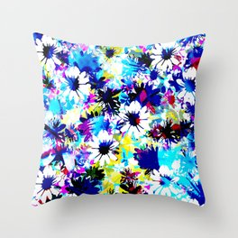 Floral 2 Throw Pillow