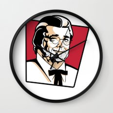 Colonel George Wall Clock