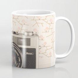 Film Camera (Retro and Vintage Still Life Photography)  Coffee Mug