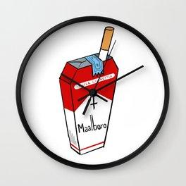 Maalboro Wall Clock