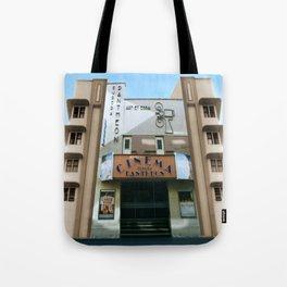 CINEMA PANTHEON Tote Bag