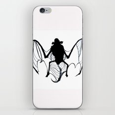 BAT!! iPhone & iPod Skin