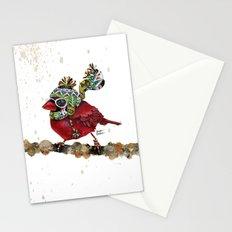 Cardinal Blaze 3 Stationery Cards