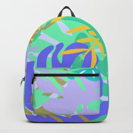 Soft tropical Backpack