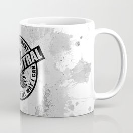 True Neutral RPG Game Alignment Coffee Mug