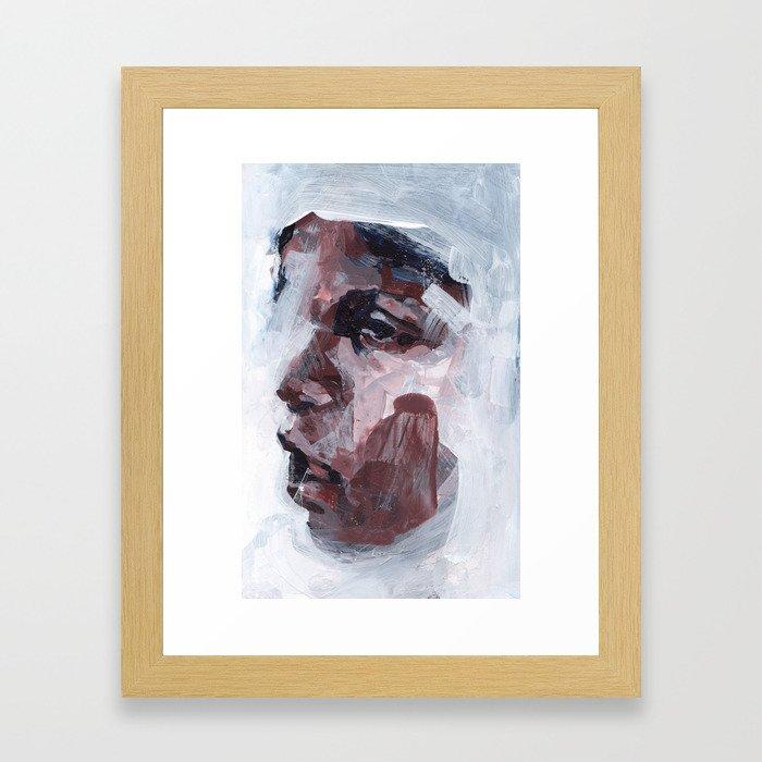 The Innocent Framed Art Print
