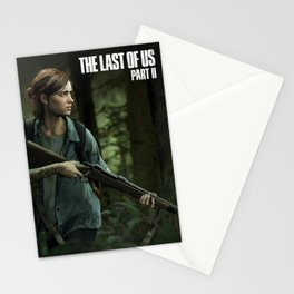 the last of us part 2 2020 Stationery Cards