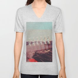 Just a Fading Memory Unisex V-Neck