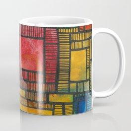 Primary Patchwork Coffee Mug