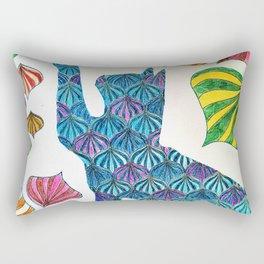 Cat Čika Rectangular Pillow