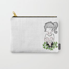 Poison Ivy by Sarah Pinc Carry-All Pouch