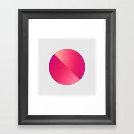 Fade M27 Framed Art Print