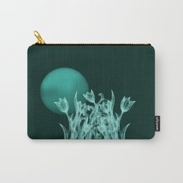 Silky moonlight flower Carry-All Pouch