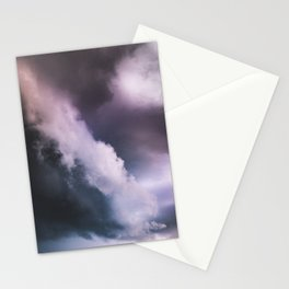 s t o r m c l o u d s Stationery Cards