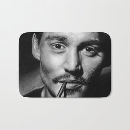 Dear Mr. Depp Bath Mat
