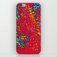 sparkle iPhone & iPod Skins featuring Sparkle  by Sammycrafts