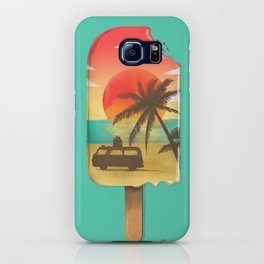 Vacation Time iPhone Case