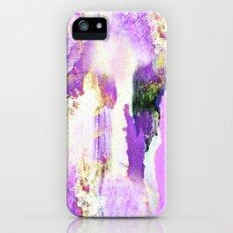 Lavender Emotions iPhone Case