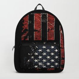Haddonfield New Jersey Backpack