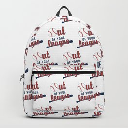 Out of Your League Backpack
