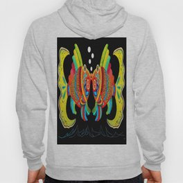 Kissing Fish Hoody