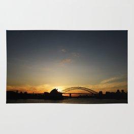 Sydney Sunset Rug