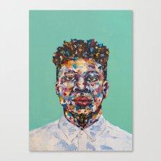 Mick Jenkins Canvas Print
