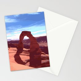 Arches National Park Stationery Cards