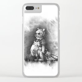 The Pooh Clear iPhone Case