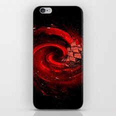 Journey to the Edge of the Universe iPhone & iPod Skin