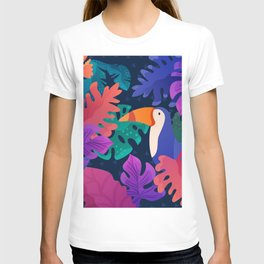 Tropical Leaves 5 T-shirt