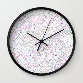Games with color Wall Clock