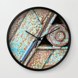Equilateral Wall Clock