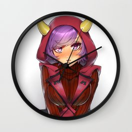 Videogame Team Magma Admin Courtney Wall Clock