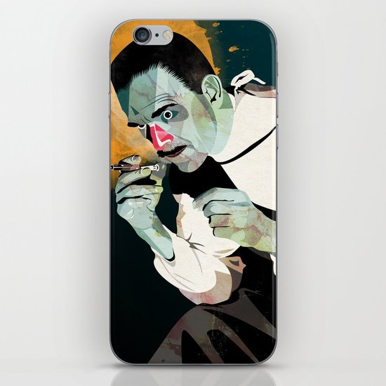 Dr. Sovac iPhone & iPod Skin