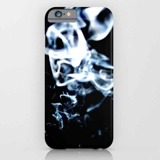 Drifting Smoke iPhone & iPod Case