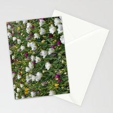 Blumen Beet  Stationery Cards