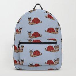 Hannibal Snail Backpack