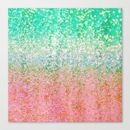 Summer Rain Merge Canvas Print